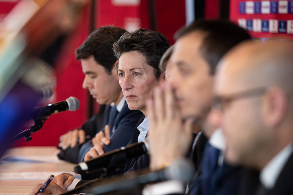Alltradis interprète les championnes d'Europe de Handball ! 2